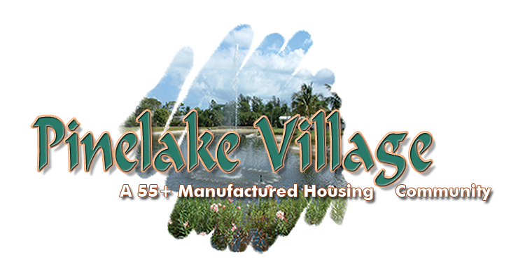 Pinelake Village, located in beautiful Jensen Beach, Florida.