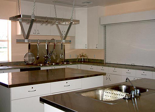 Our kitchen at Pinelake Village.