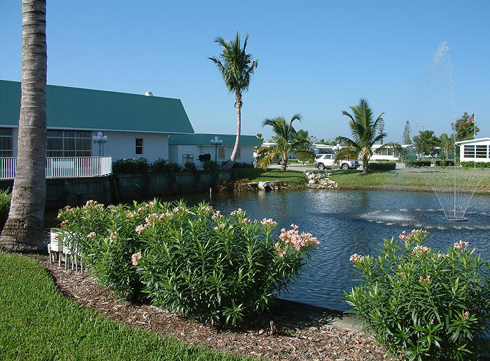 Welcome To Pinelake Village In Jensen Beach Florida